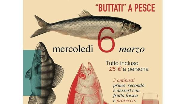 """""""Buttati a Pesce"""". Partono domani le serate gourmet dello chef Giancarlo Del Castello"""