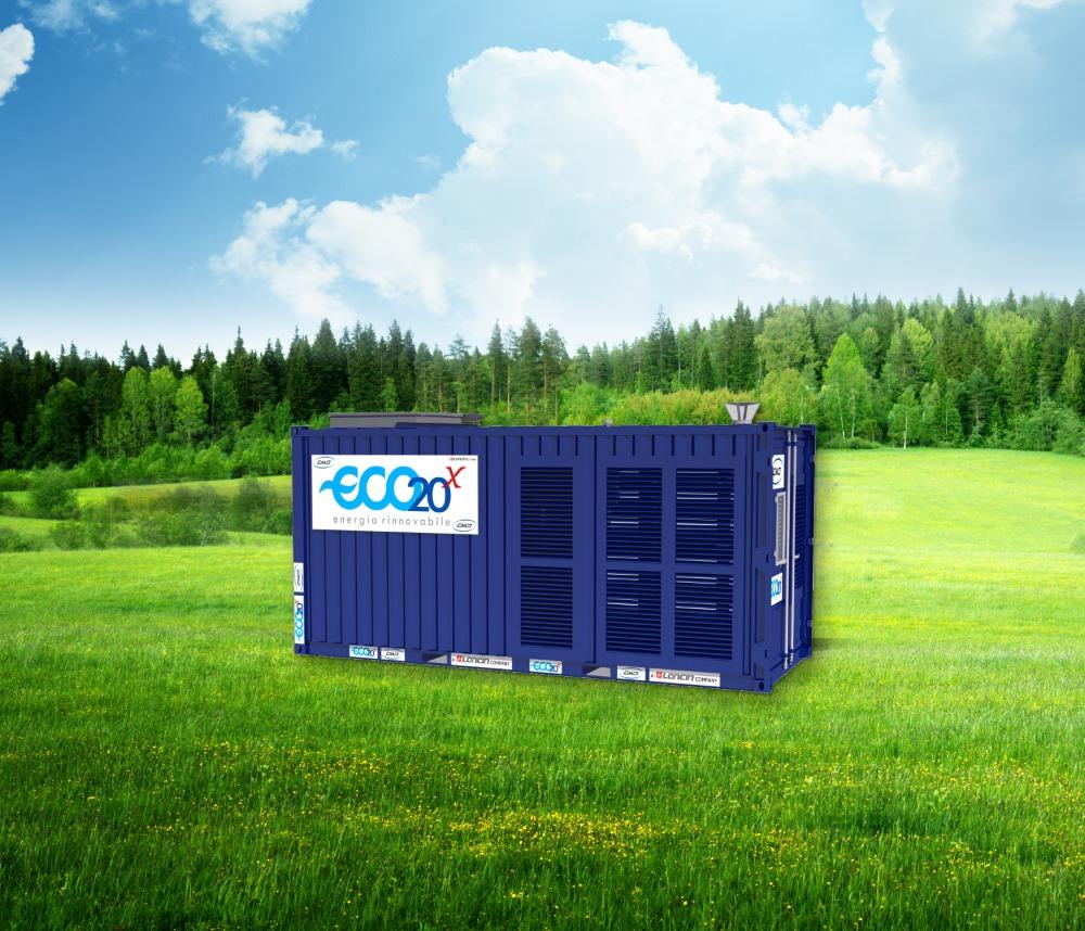 Eco20x energia green biomasse economia circolare