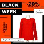 Black Week 2020 - Boutique Viggiani Abbigliamento donna casual e cerimonia - Pisticci